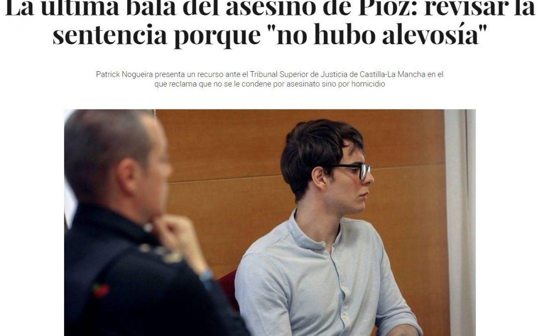 Bárbara Royo recurre ante el Tribunal Supremo la Sentencia del caso Pioz