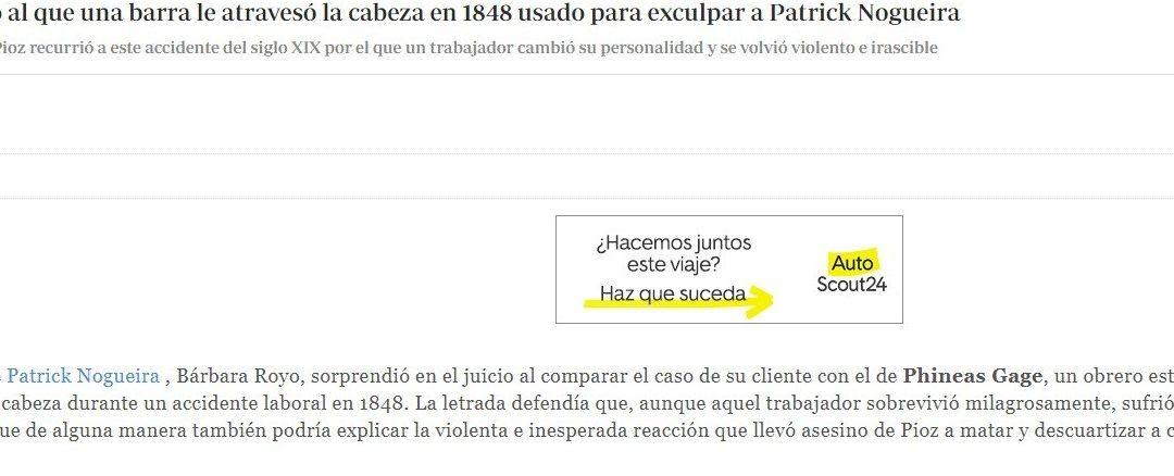 Caso Patrick Nogueira Barbara Royo